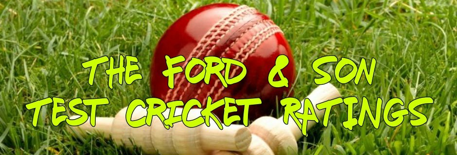 Ford & Son Cricket Ratings